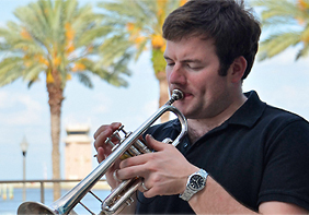 Getting to know: Trumpet Trekker Eric Robins